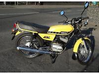 Yamaha RXS 100 - 2 stroke