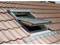 ANY SIZE VELUX ROOF WINDOW SUPPLIED & FITTED £450