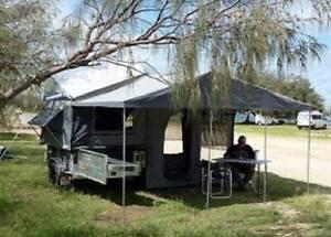 Camper Trailer GIC Semi Off Road / Emu Quick Erect