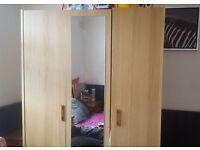 big double wardrobe