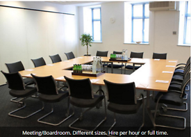 Private Office Space on Oxford Street, W1 - refurbished, serviced