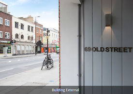 OLD STREET Office Space to Let, EC1V - Flexible Term s   2 - 80 people
