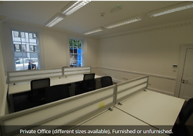 Period Mayfair Building (W1U) Semi-Serviced Private Offices to Rent 2-45 person offices