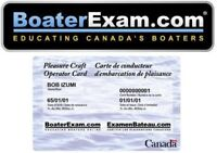 Boating Exam - Get your card