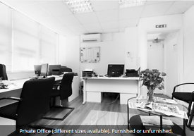 Modern Paddington Office to rent (W2), Private space on Praed Street, Serviced