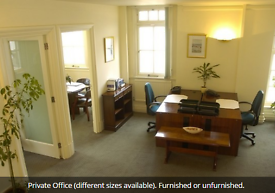 Private & Shared Offices in Moorgate (EC2) - Serviced & Unserviced, up to 85 People