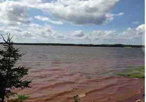 Water front building Lot for Sale in Glenfinnon, PEI
