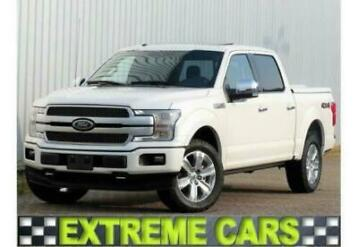 Ford USA F-150 Platinum 4x4 Crew Ecoboost 3.5 Turbo