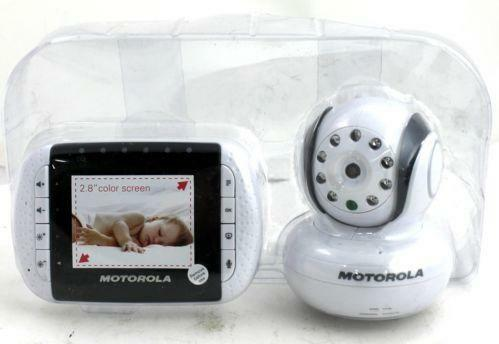 motorola mbp33 baby monitors ebay. Black Bedroom Furniture Sets. Home Design Ideas