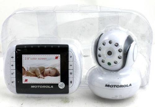 motorola mbp33 baby monitors ebay. Black Bedroom Furniture Sets. Home Design Ideas