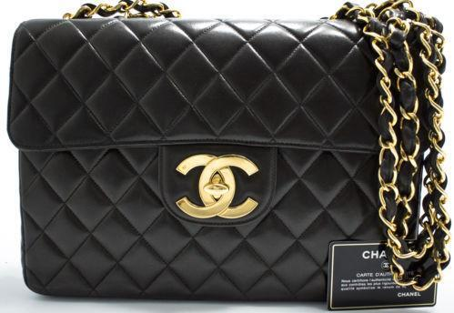 chanel tasche ebay. Black Bedroom Furniture Sets. Home Design Ideas