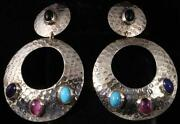 Vintage Taxco Mexico Silver Jewelry