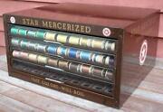 Vintage Thread Cabinet