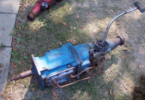 Ford 4 Speed Transmission Ebay