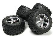 Traxxas T Maxx Wheels