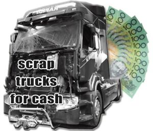 Unwanted Trucks Sandgate Newcastle Area Preview