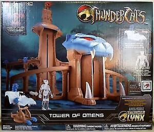 HUNDERCATS 33100 TOWER OF OMENS ouvert, mais complet - 10$