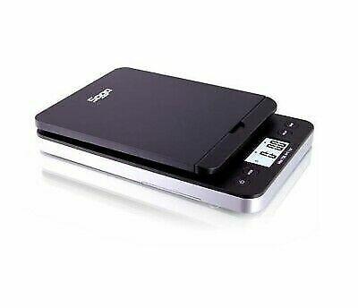 New In Box Saga Mercury Pro Digital Postal Scale Up To 86lbs