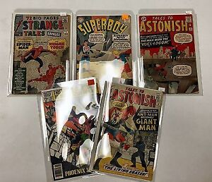 WANTED: Comic Collections 1930-1975