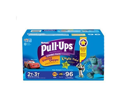 how to potty train a girl with pull ups