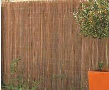 Natural Bamboo Fence Screening Derrimut Brimbank Area Preview