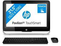 HP Pavillion Touchsmart PC mint condition