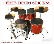 Drum Kit Practice Pads