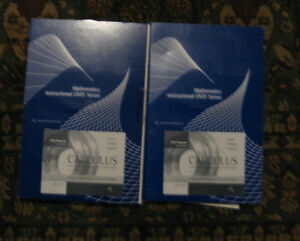 Calculus: Early Transcendental Functions 11 DVD SET / MATH St. John's Newfoundland image 3