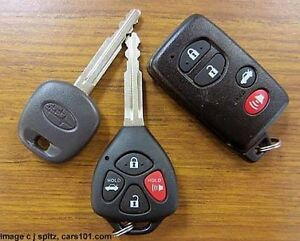 Toyota G & H chip lost key specialist including European vehicles Brighton East Bayside Area Preview