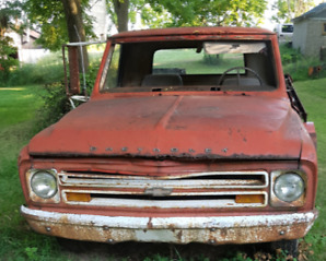 1967 Chevy C20 - 3500 or B.O.  #s Matching Restoration/Resto-Mod