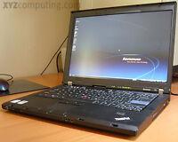 Laptop computer / ordinateur portable Lenovo T61 15.6