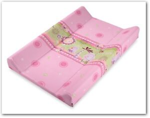Changing Mat - HARD BASE - Soft Padded - Size 70cm & 80cm Cot Top Changer