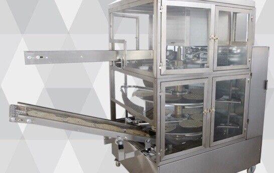 Villamex V-1500 Flour Tortilla Machine
