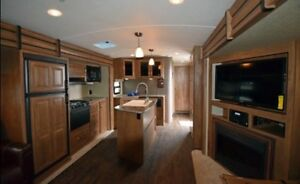 NEW TRAVEL TRAILER FOR RENT!! 2018 DATES!