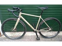 PINNACLE ARKOSE SS SINGLE SPEED CYCLOCROSS COMMUTER ROAD BIKE