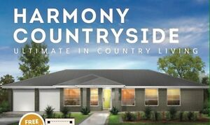 Morisset. Brand new Allworth home. 1122sqm block. Morisset Lake Macquarie Area Preview