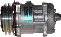 Sanden AC Compressor--New!