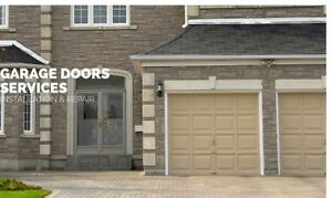 Garage Door Repair 24/7 service only $25 call: 416-4175666 Oakville / Halton Region Toronto (GTA) image 1