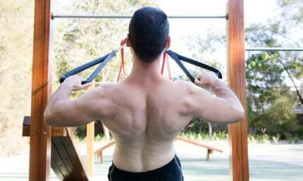 Idealbody4life takes Crossfit outdoors!