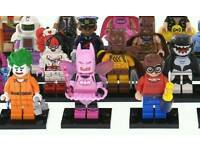 SOLD Complete set lego Batman minifigure series SOLD