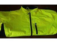 XXL Mens High-Vis ALTURA Technical Bike Ware Jacket