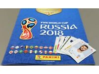 Panini World Cup Stickers 2018 - Swap (Updated)