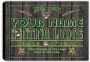 Hunting Home Decor