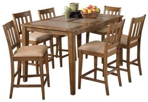 ashley furniture dining ebay - Tucker Dining Room Set