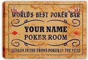 Poker Decor