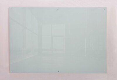 Glass Dry Erase Memo Board Whiteboard White Board Frameless 3 X 2