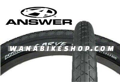 Sunlite Tire 20X1-3//8 Black//Black Street K143