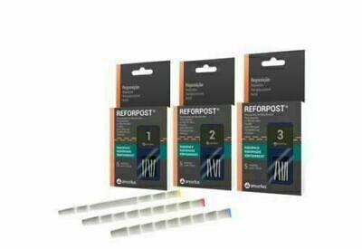 Angelus Reforpost Fiber Glass X Ray Dental Size 1 2 3