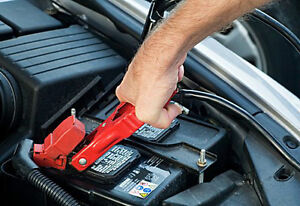 Car won't start in the cold? Battery Boosting Service!