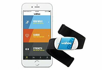 Wahoo TICKR RUN Heart Rate Monitor, Bluetooth / ANT+